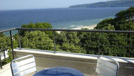 Apartment Exklusiv Bulgarien Luxuriöse Maisonette Gratzka Mahala in der nähe vom Meer