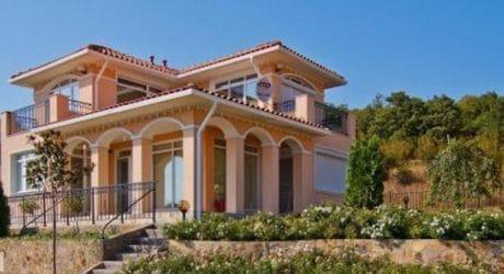 Villa Exklusiv Bulgarien unweit von Sozopol die Antike Meerestadt Super Wohnanlage