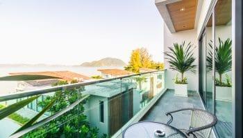 Villa Exklusiv auf Phuket  Andamanmeeresküste Rawai Beach