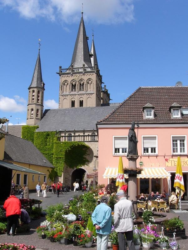 Dom Marktplatz Markt
