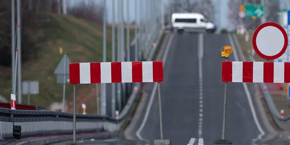 Niederlande Schließt Grenzen