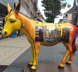 Der Esel von Wesel