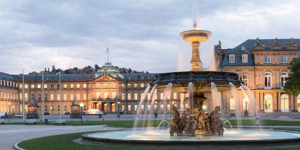 Stuttgarter Brunnen