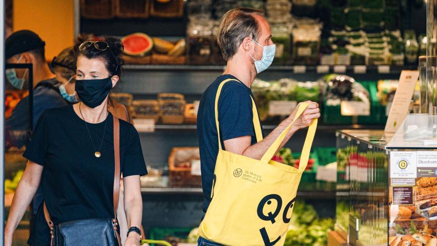 Maskenpflicht Dänemark